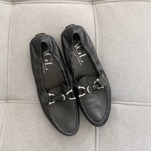 Like new AGL driving moccasins loafers 41 11
